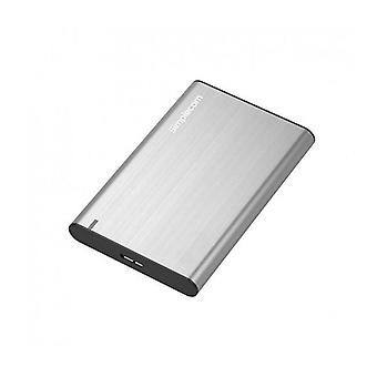 Simplecom Se211 Aluminium Slim Sata To Usb 3 Hdd Enclosure