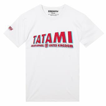 Tatami Fightwear Warp T-Shirt White