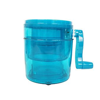 Hot Diy Ice Crusher Manual Multifunctionele Ice Slush Maker Machine