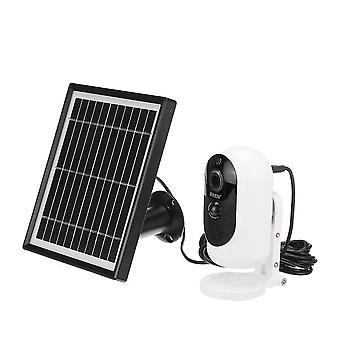 1080P الأمن واي فاي الملكية الفكرية كاميرا بطارية قابلة للشحن + الطاقة لوحة الشمسية شحن