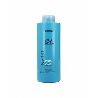 Wella Invigo Balance Senso Calm Shampoo 1000 ml