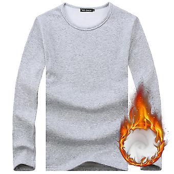 ذكر الملابس الداخلية O-الرقبة قميص
