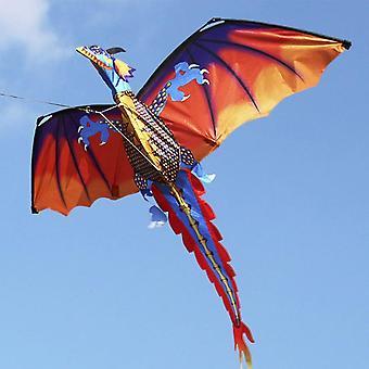 Große 3d Cartoon Dragon Kite