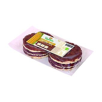 Organic Milk Chocolate Corn Pancakes 95 g
