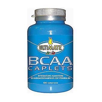 BCAA Caplets 100 tablets