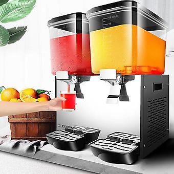 Máquina de suco de máquina de bebidas quentes e frias máquina de suco de grande capacidade