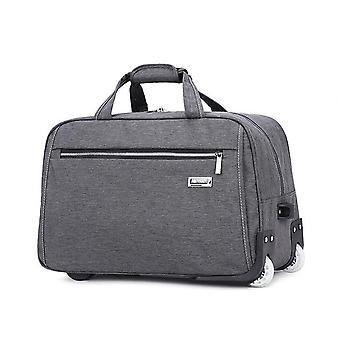 Liikkuva matkalaukku, vedenpitävä matkalaukku laukku ja vaunukotelo pyörillä