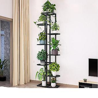 Multi Tier Metal Flower Plant Holder Stand