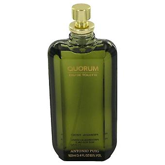 Quorum Eau De Toilette Spray (Tester) von Antonio Puig 3.4 oz Eau De Toilette Spray