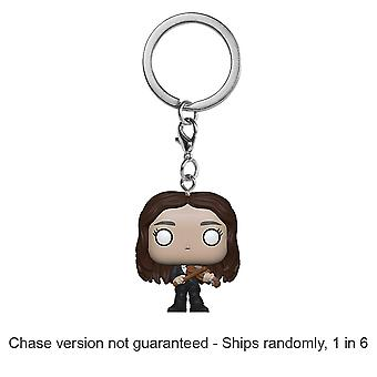 Umbrella Academy Vanya Pop! Keychain Chase Ships 1 in 6