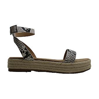 INC International Concepts Womens Valetta Fabric Open Toe Casual Espadrille Sandals
