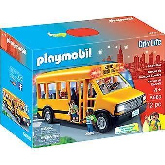 Importación de City Life School Bus USA