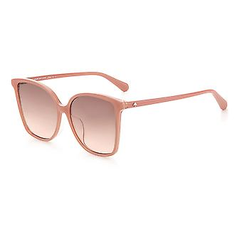 Kate Spade Asian Fit BRIGITTE/F/S 35J/M2 Pink/Brown Pink Gradient Sunglasses