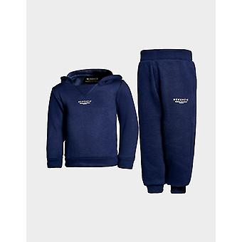 New McKenzie Infant Micro Essential Overhead Tracksuit from JD Outlet Blue