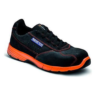 Safety Footwear Sparco Challenge Black/Red