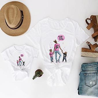 Haine pentru mama si fiica, tricou pentru bebelusi