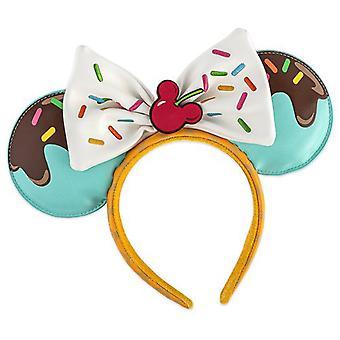 ミッキーマウスミニースイーツは耳を扱う