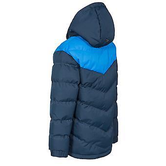 Trespass Childrens Boys Luddi Waterproof Jacket