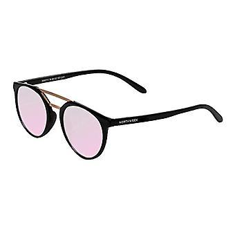 Northweek Kate Shine Sunglasses, Multicolor (Black/Rose Gold Polarized), 11.0 Unisex-Adult