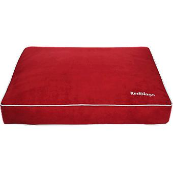 Red Dingo Rectangular Special Red Rectangular Special Cushion for Dogs