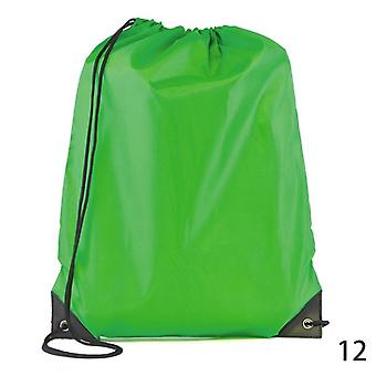 Waterproof Drawstring Student Bag Clothes Backpacks