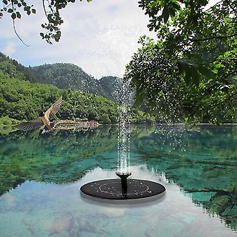 鳥風呂dt4567のための噴水太陽水ポンプ