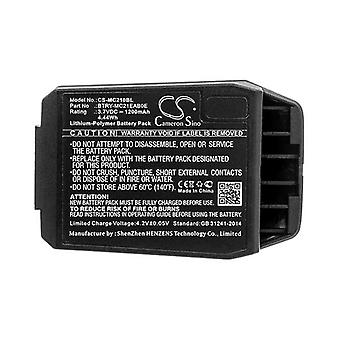 Cameron Sino Mc210Bl Battery Replacement For Motorola Barcode Scanner