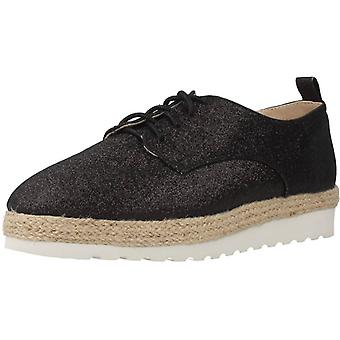 Chika10 Keira casual schoenen 01 kleur Negroglitt