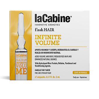 La Cabine Flash Hair Oändlig Volym 7 X 5 Ml För kvinnor