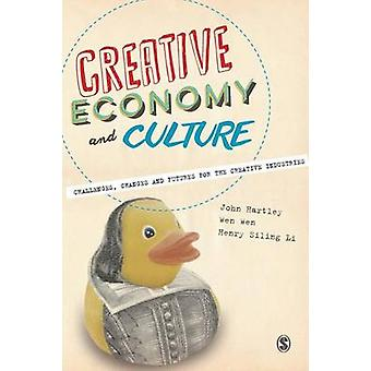 Creative Economy and Culture by Hartley & John