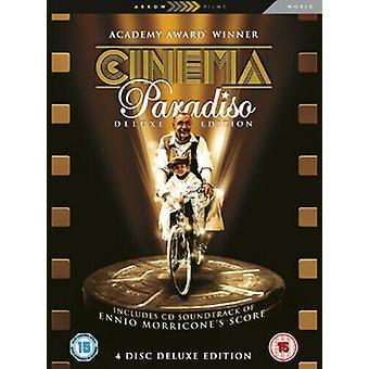 Cinema Paradiso (Theatrical and Directors Cut) DVD (2007) Philippe Noiret Region 2