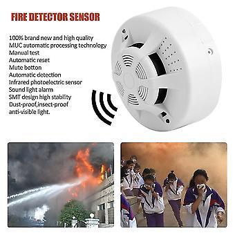 Stabiler photoelektrischer Rauchmeldersensor 433mhz Alarmsystem Ls-828-7p