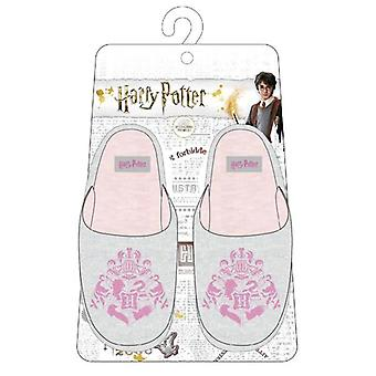 House Slippers Harry Potter Pink