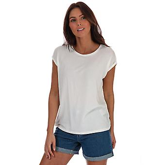 Women's Vero Moda Ava T-Shirt in White