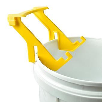 Včelárske nástroje Medový držiak vedra Plastový držiak na konzoly