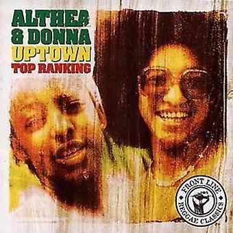 Althea amp Donna Uptown Top Ranking CD (2004) NOVO