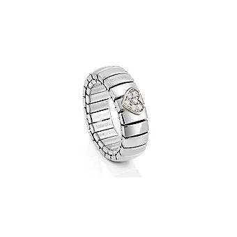 Nomination italy stretch ring heart  043500_006
