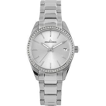 Jacques Lemans - Wristwatch - Women - Quartz - Derby - 1-2133A