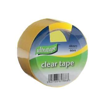 Ultratape Clear Tape (Pack of 6)