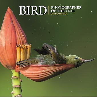 Bird Photographer Of The Year Square Wall Calendar 2022 by Edited by Bird Photographer of the Year