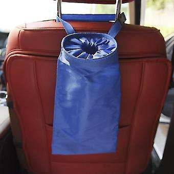 מושב נייד במושב האחורי שקית אשפה - מכונית אוטומטית אשפה יכול דליפה הוכחה מחזיק אבק
