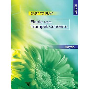 Easy-to-play Finale from Trumpet Concerto