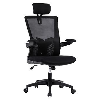 Matrex Mesh With Adjustable Headrest, Armrest And Lumbar Support Office Chair