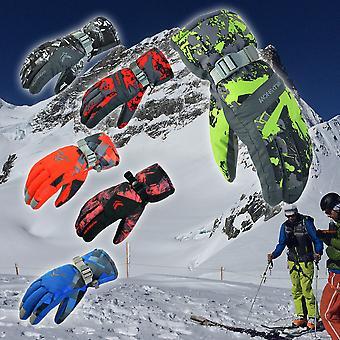 الشتاء في الهواء الطلق الرجال التزلج ركوب تسلق الثلج قفازات للماء Pyg-816