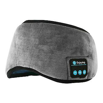 Sleep Hodetelefoner Bluetooth Øyemaske Musikk Reise Sovende Håndfri Maske