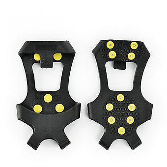 Ice Snow Grips Anti Slip Ice Grippers Snow Traction Cleats Crampons Spikers