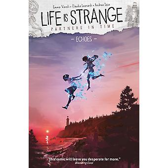 Life Is Strange Vol. 5 Coming Home by Emma Vieceli & Illustrated by Claudia Leonardi