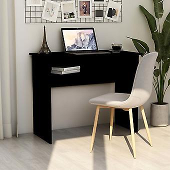 Chunhelife Desk Noir 90x50x74 Cm Aggloméré