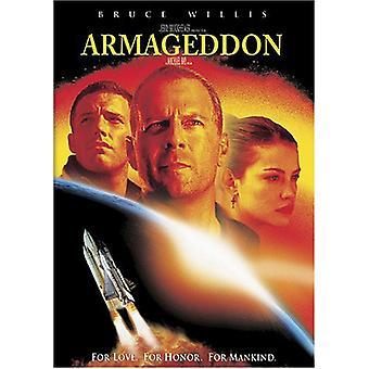 Armageddon [DVD] USA import