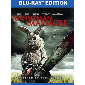Bunnyman Massaker [Blu-Ray] USA import